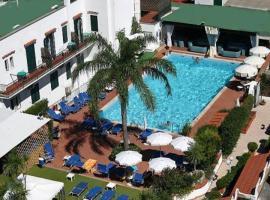 Hotel Lord Byron, hotel in zona Porto di Forio D'Ischia, Ischia