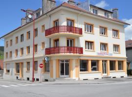 Hôtel Timgad, hôtel à Gérardmer