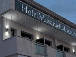 Hotel Masaniello Luxury, hotel near Naples International Airport - NAP, Casoria