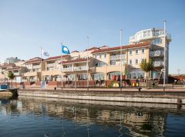 hureninzeeland - Marina Port Zélande comfort plus appartementen, villa in Ouddorp