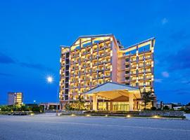 Naruwan Galaxy Hotel, hotel in Taitung City