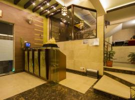 Hotel Sunstar Heights, boutique hotel in New Delhi