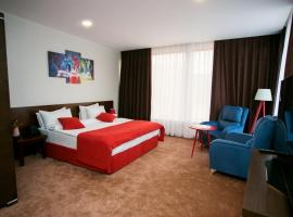 Da Vinci Hotel, hotel perto de Fountain Square, Baku