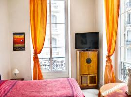 Nice Riviera Sweet Home, budget hotel in Nice