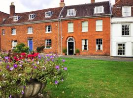 St Mary's Bed & Breakfast, hotel in Bury Saint Edmunds
