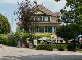 Guest House Dieci allo Zoo, hotel in Zurich