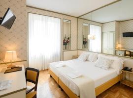 Hotel Continental, hotel perto de Aeroporto de Treviso - TSF,