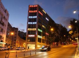 easyHotel Lisbon, family hotel in Lisbon