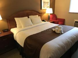 Americas Best Value Inn Lynnwood, hotel near Snohomish County Airport - PAE, Lynnwood