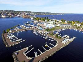 Park Point Marina Inn, romantic hotel in Duluth