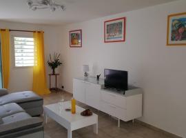 Le petit Eden, apartment in Saint-François