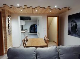 Appartement Entre Nature Et Circuit, apartment in Francorchamps