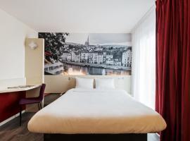 B&B Hotel Zürich Wallisellen, отель в городе Валлизеллен