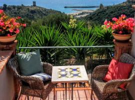 B&B Le Anthos, pet-friendly hotel in Marina di Camerota