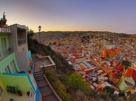 Balcon Del Cielo, hotel in Guanajuato