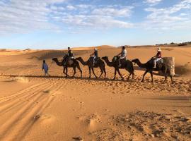 Los 10 Mejores Hoteles Cerca De Camel Trekking Sahara Tour En Merzouga Marruecos