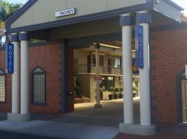 Jane Eliza Motor Inn, hotel near Pioneer Settlement, Swan Hill