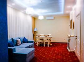 Отель Лазурный Берег, отель в Тюмени