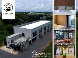 Chartame Boutique Hotel, hotel in Hat Yai