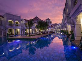 Supicha Pool Access Hotel, hotel in Phuket
