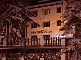Penzionlivia,Tr.teplice, hotel in Martinske Hole