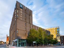 ibis budget Manchester Centre Pollard Street, hotel in Manchester City Centre, Manchester