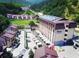 Elegant Hotel & Resort, hotel in Tsaghkadzor
