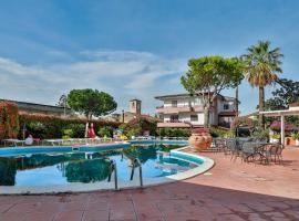 Hotel Delfa, hotel a Paestum