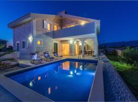 Villa Stani, luxury villa with a pool, luxury hotel in Novalja