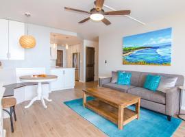 Island Sands 505, apartment in Maalaea