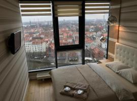 Old Town Panorama Apartments, apartamentai mieste Klaipėda