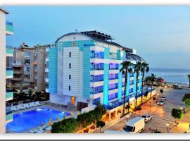 Mesut Hotel, отель в городе Аланья, рядом находится Alanya State Hospital