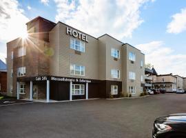 Littoral - Hôtel & Spa, spa hotel in Quebec City