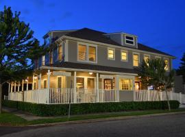 Bay Breeze Inn, готель у місті South Jamesport