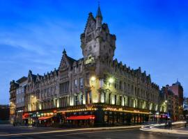 Fraser Suites Glasgow, hotel in Glasgow