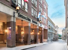 SpringHill Suites by Marriott Vieux-Montréal / Old Montreal, apartment in Montreal