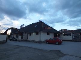 FAN FAN PENZIÓN, hotel in Rožňava