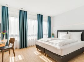 Hotel Apfelrot, Hotel in Erding