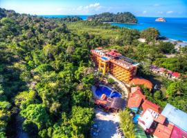 Hotel San Bada Resort & Spa, hotel in Manuel Antonio