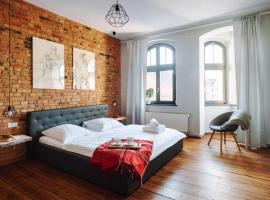 Apartamenty Europa, hotel in Toruń