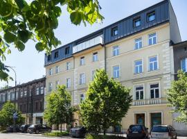TCF Home - Modern Apartments, hotel near Marszałek Piłsudski Stadium, Kraków