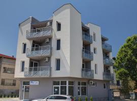 Hotel Mida, хотел близо до Плаж Иракли, Обзор