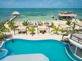We'Yu Boutique Hotel, hotel in Caye Caulker