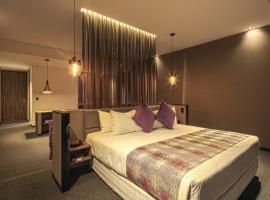 Kharma Suites, hotel en Puebla