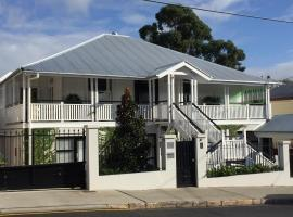 Heal House, hotel near New Farm Riverwalk, Brisbane