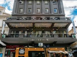 Hotel Richmond on Rundle Mall, hotel in Adelaide