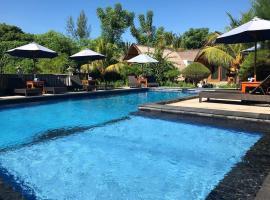 Sandy Beach Bungalows, hotel in Gili Air
