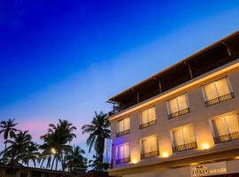Bagatel Boutique Hotel, Goa, hotel with pools in Baga