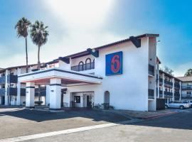 Motel 6-Ontario, CA - Convention Center - Airport, hotel near LA/Ontario International Airport - ONT,