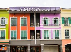 Amigo Hotel, hotel in Miri